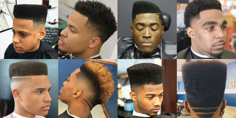 The High Top Fade