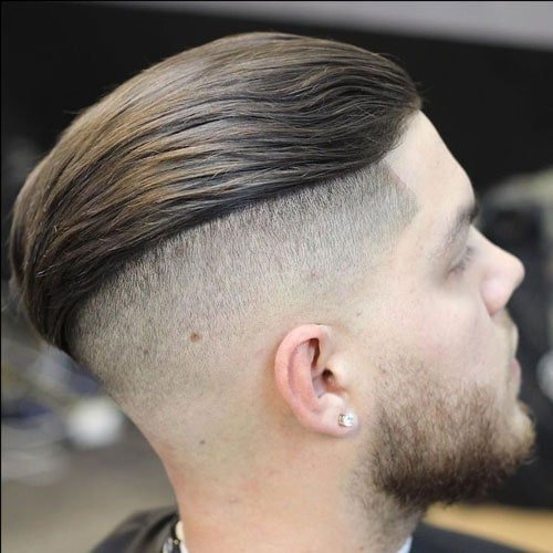 25 Slicked Back Hairstyles 2019 Mens Haircuts Hairstyles 2019