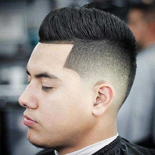 25 Faux Hawk Fohawk Haircuts Men S Haircuts