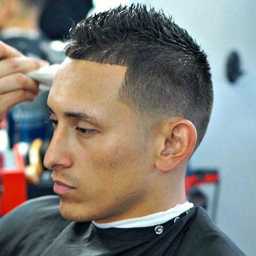 Mohawk Fade Haircut 2018 | Men\'s Haircuts + Hairstyles 2018