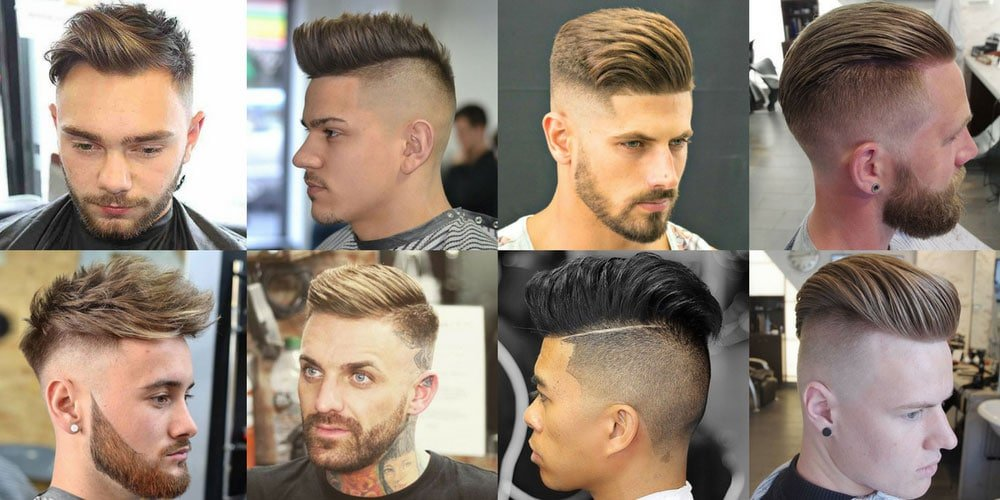 Haircut designs for black guys 2016