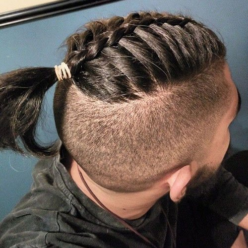 Best Man Braid Designs