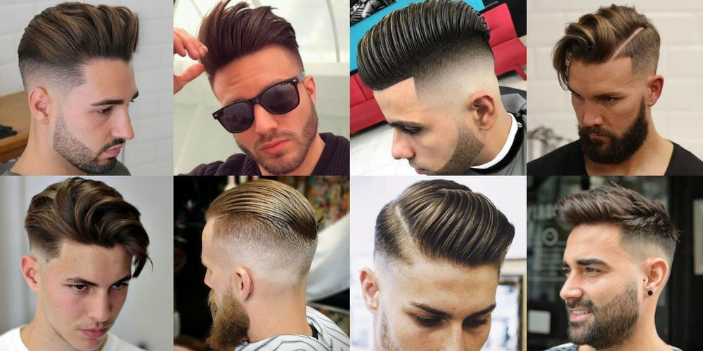 Boy Hair Style: Men's Haircuts + Hairstyles 2019