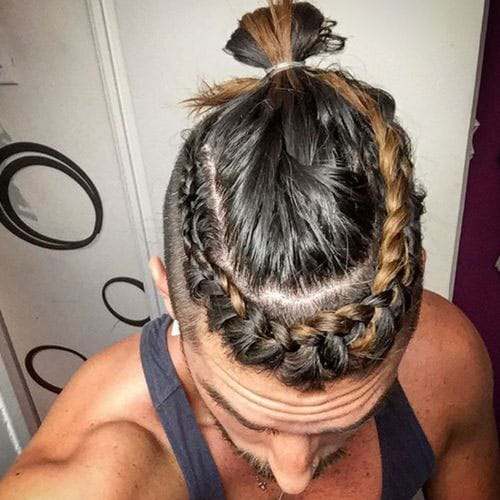 Braid Styles For Men