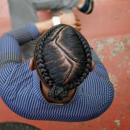 Braided Hairstyles For Black Men
