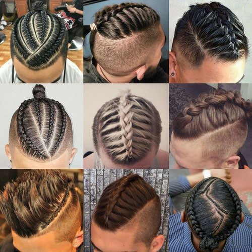 Braids For Men - The Man Braid | Men