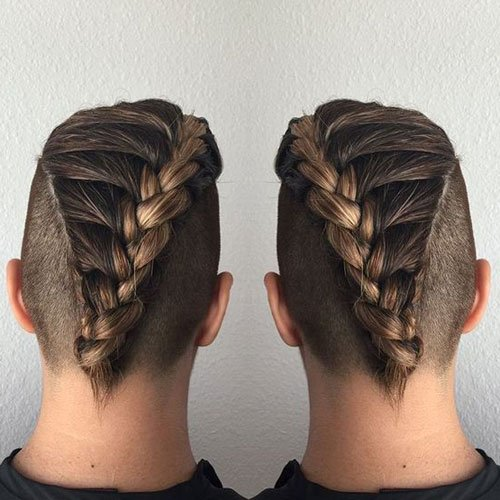 Braids For Men The Man Braid 2019 Mens Haircuts Hairstyles 2019