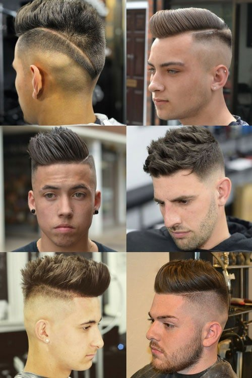 different styles of fades haircuts 35 s fade haircuts 2018 s haircuts hairstyles 2018 5408