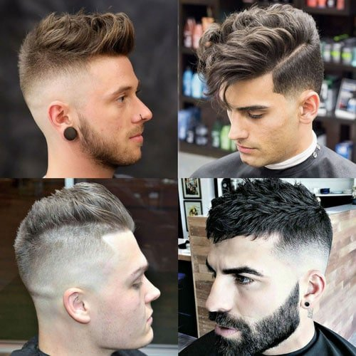 25 Fresh Haircuts For Men 2018 | Men\'s Haircuts + Hairstyles 2018
