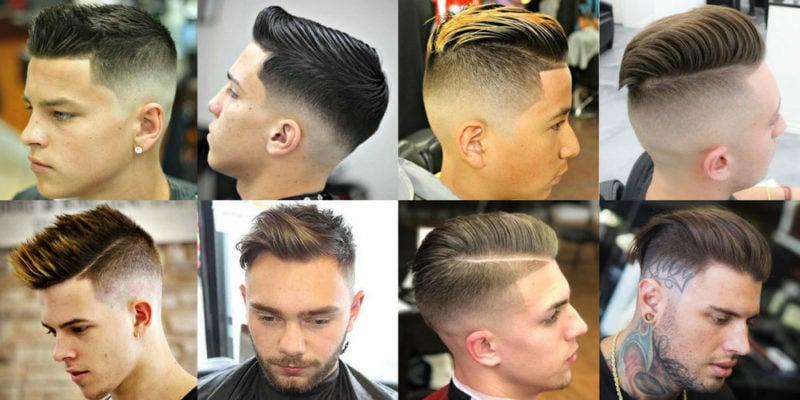 Fresh Haircuts For Men