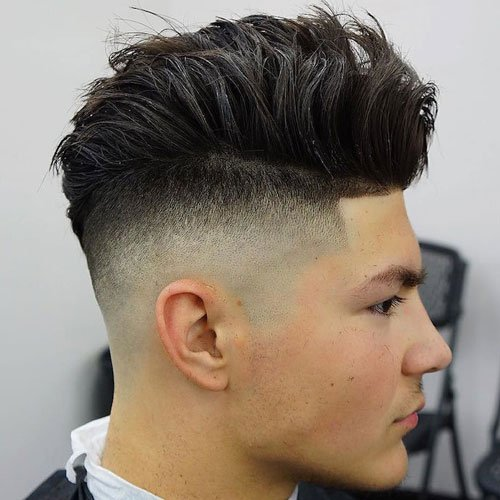 mens haircuts fade mens low fade undercut 1659