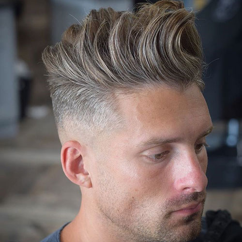25 Fresh Haircuts For Men 2018 Men S Haircuts