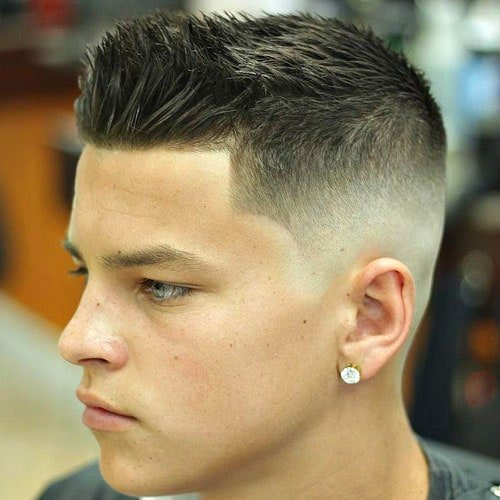 25 Fresh Haircuts For Men 2019