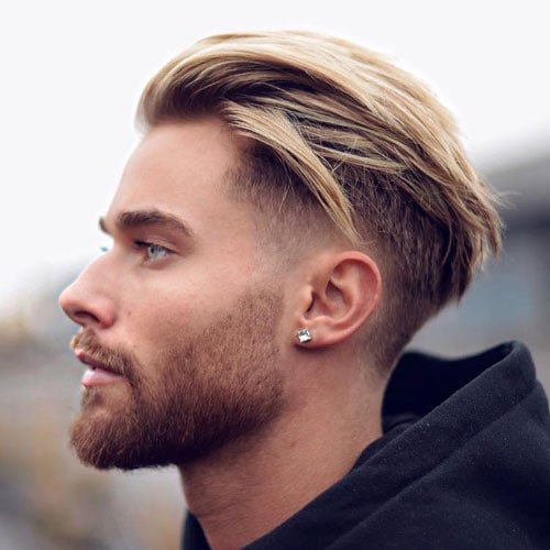 25 pretty boy haircuts men 39 s haircuts hairstyles 2018. Black Bedroom Furniture Sets. Home Design Ideas