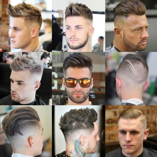 Men's Summer Haircuts