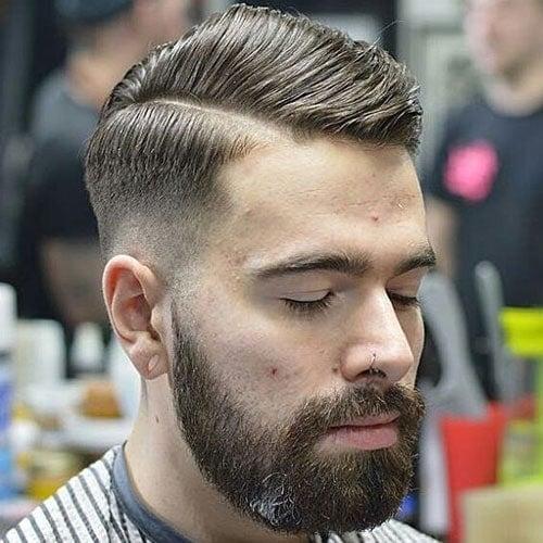 31 Men S Fade Haircuts Men S Haircuts Hairstyles 2017