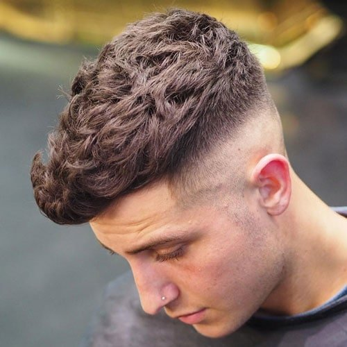 25 Fresh Haircuts For Men Men S Haircuts Hairstyles 2018