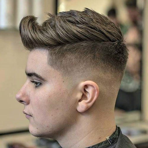 Creative Mens Barber Haircuts 9 Given Cool Haircut The world trend ...