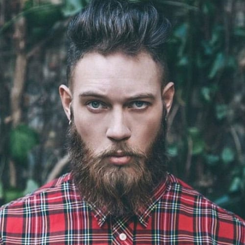 Top 23 Beard Styles For Men In 2017 Men S Haircuts