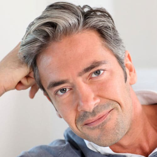 Best Hairstyles For Older Men