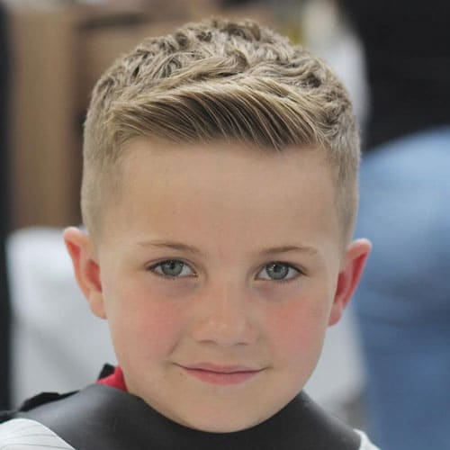 25 Cool Boys Haircuts (2019 Guide)