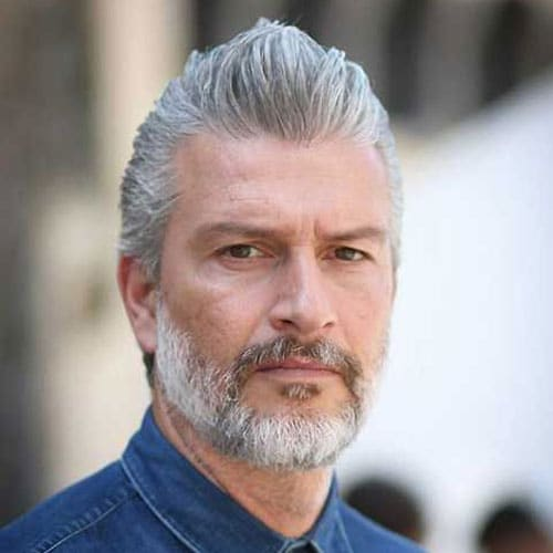 Cool Haircuts For Mature Men