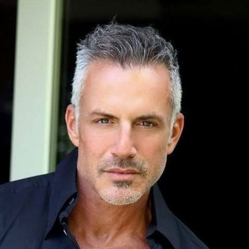 Best Hairstyles For Older Men 2018 | Men\'s Haircuts + Hairstyles 2018