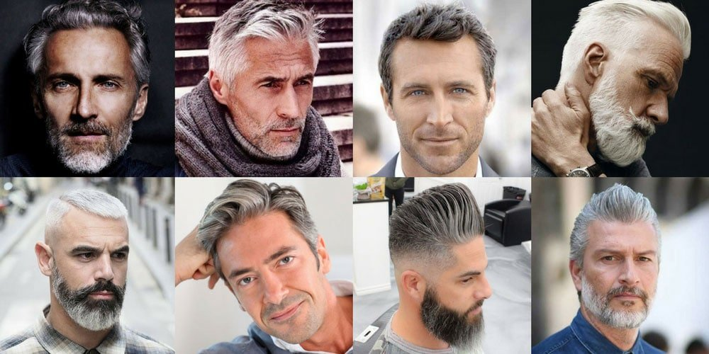 Older Mens Long Haircuts 2017 : Best hairstyles for older men mens haircuts 2017