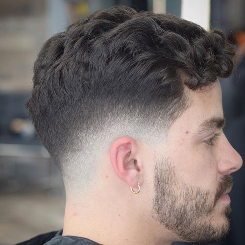 the low fade haircut men s haircuts hairstyles 2017