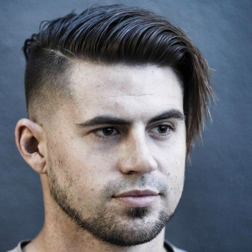 25 Best Haircuts For Guys With Round Faces 2018 Guide
