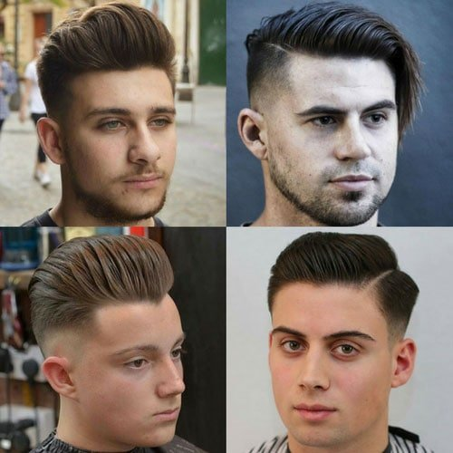 Best Haircuts for Guys with Round Faces | Men's Haircuts