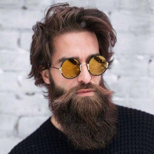 Top 23 Beard Styles For Men In 2017 Men S Haircuts