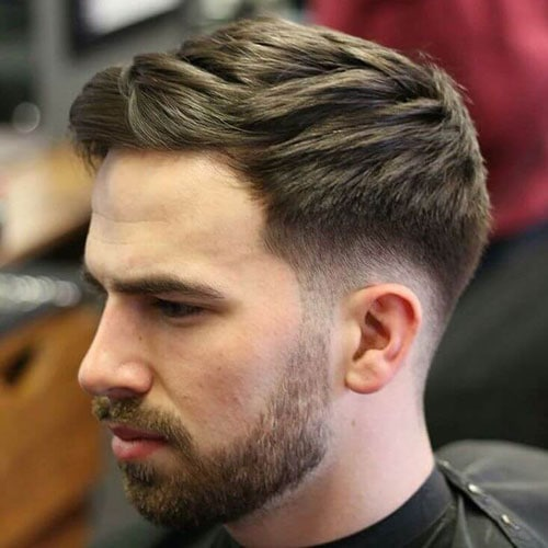 The Low Fade Haircut