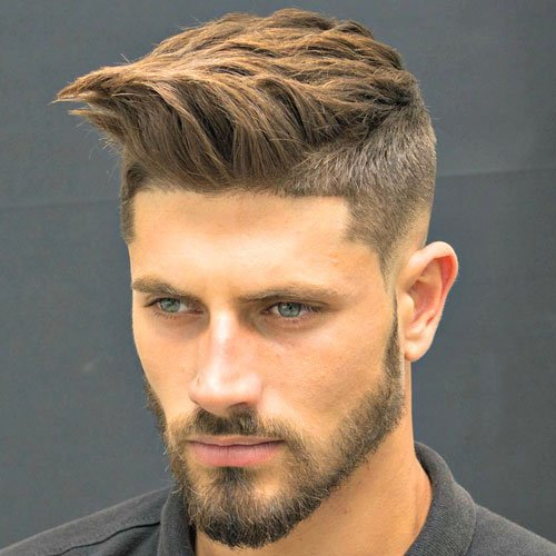 10 Best New Hairstyles For Men: Men's Haircuts + Hairstyles 2017