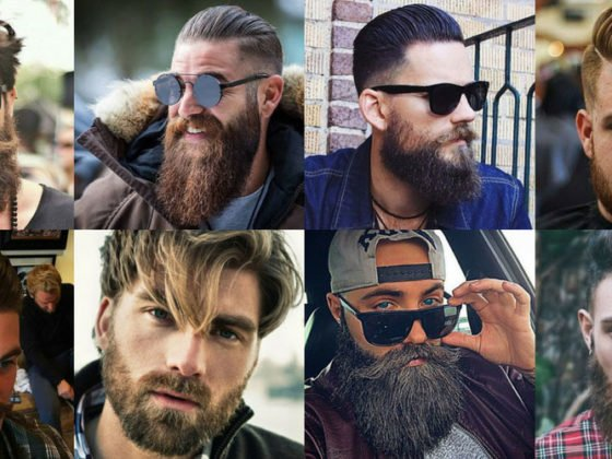 Men's Beard Styles