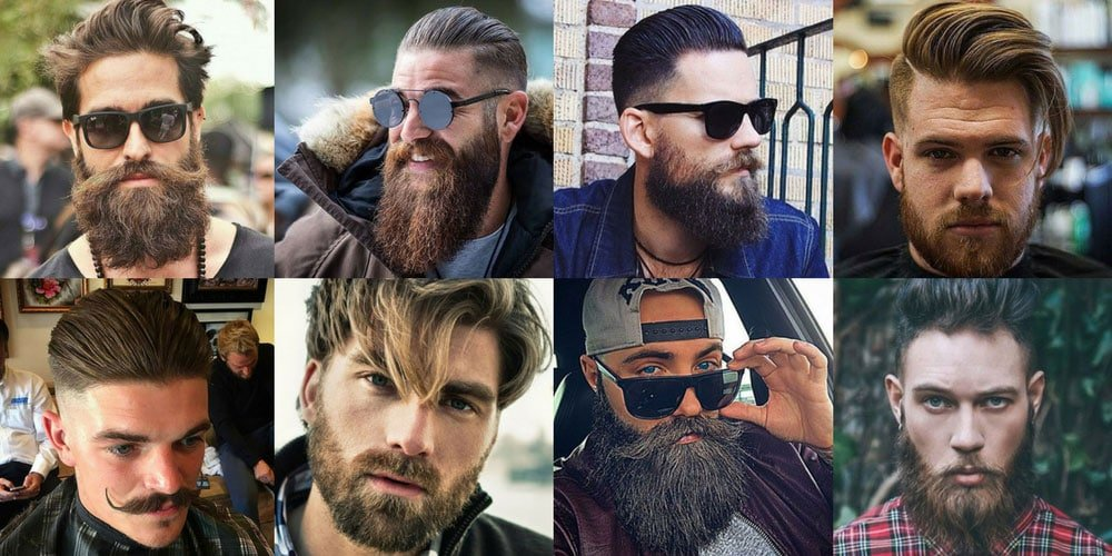 Top 23 Beard Styles For Men In 2018 Mens Haircuts Hairstyles 2018