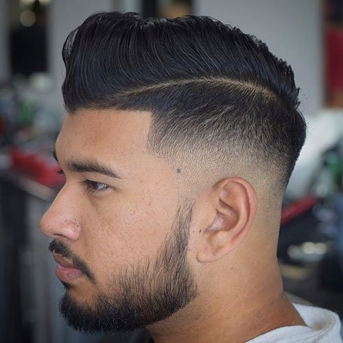 Best Haircuts for Guys with Round Faces 2019
