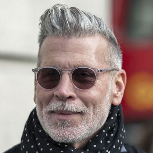 Best Hairstyles For Older Men Men S Haircuts