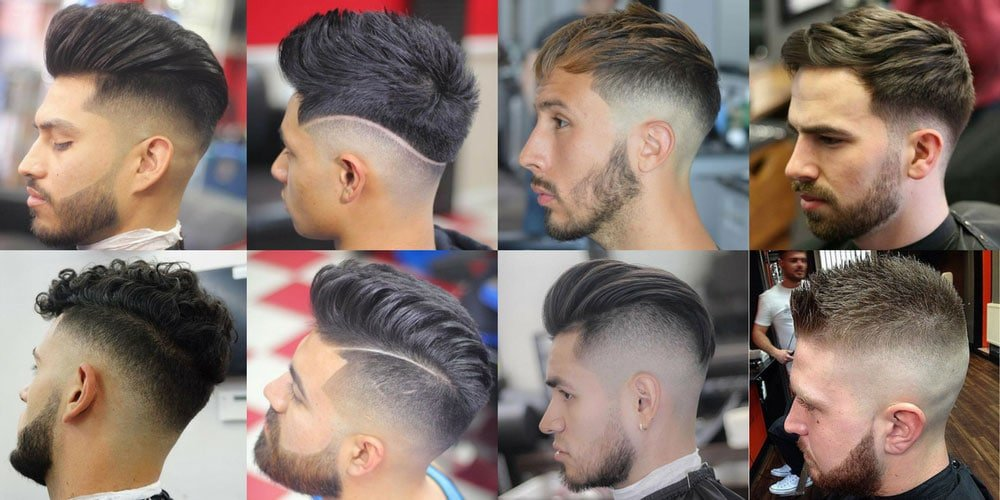 31 New Hairstyles For Men 2019