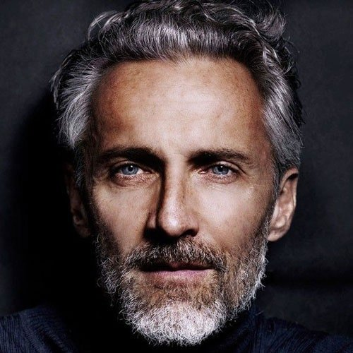 Older Men's Short Hairstyles