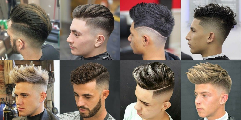 Great 21 Short Sides Long Top Haircuts 2018
