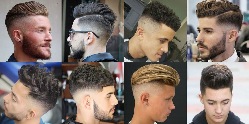 Best Men S Hairstyles For 2019: Men's Haircuts + Hairstyles 2017