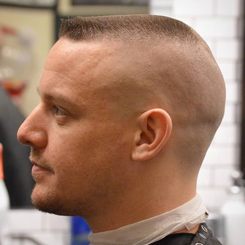 Short Army Haircuts For Men 67