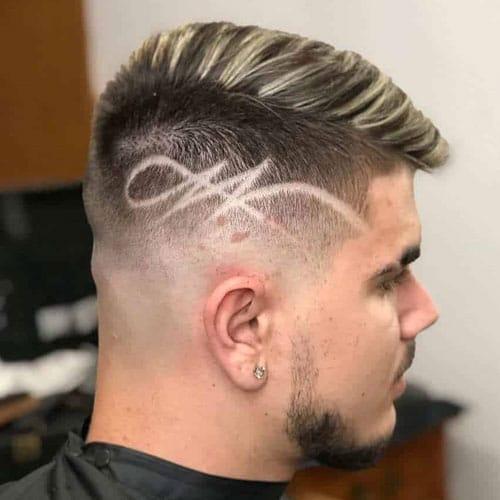 Badass Fade Hair Designs