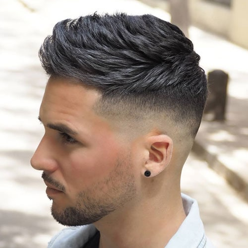 Men S Haircuts Hairstyles 2019: Top 101 Men's Haircuts + Hairstyles For Men (2019 Guide