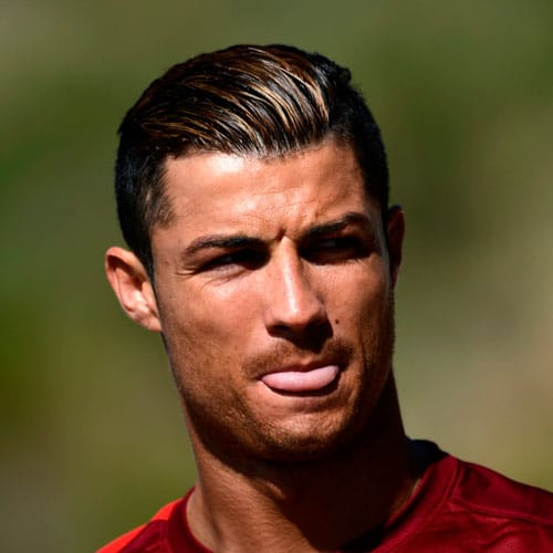 cr7 hairstyle photos hair