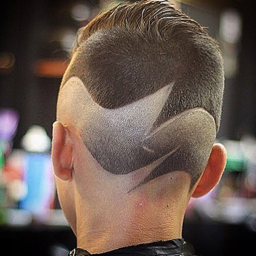 Cool Line Designs In Hair : Cool haircut designs for men s haircuts