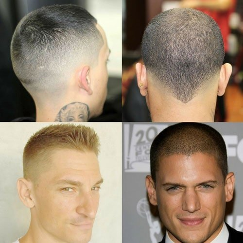 Cool Military Haircuts and Hairstyles