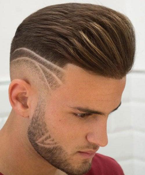 Cool Undercut Fade Hair Designs For Men