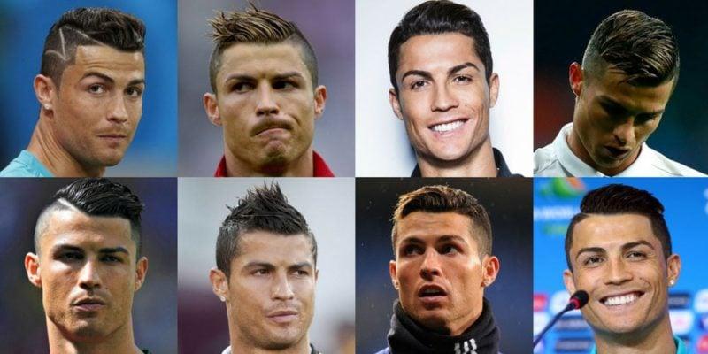 Cristiano Ronaldo Haircut - CR7 Hair